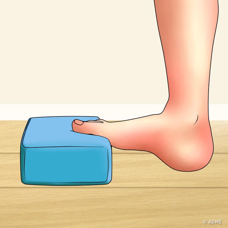 Простые упражнения, которые помогут снять усталость и боль в ногах за считанные минуты