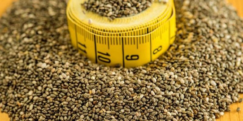 Как правильно есть семена чиа, чтобы сменить одежду на размер меньше